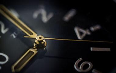 Enough time!