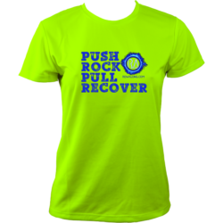 Push Rock Pull Recover
